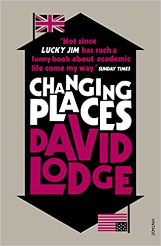 Intercambios, Changing places: a tale of two campuses David Lodge. Chosen by Palmera Magazine