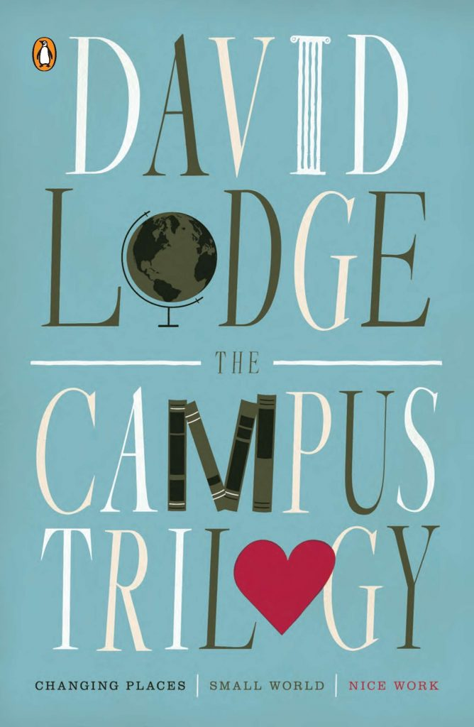 Intercambios Campus Trilogy de David Lodge elegido por Palmera Magazine