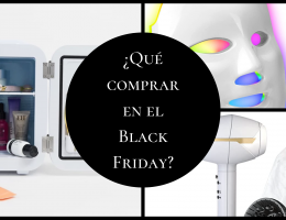 que comprar en el black friday