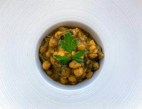 curry vegano