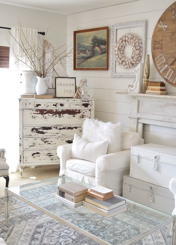 redecorar tu casa con chalk paint