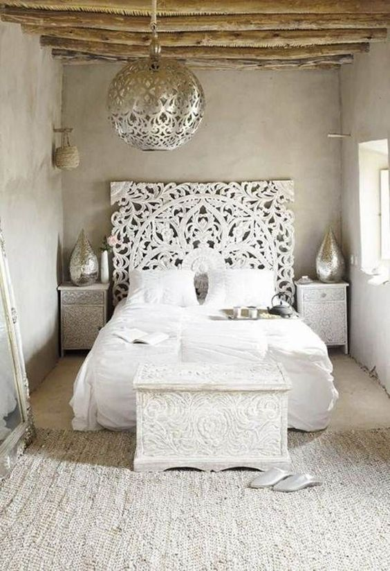 redecorar un dormitorio con chalk paint